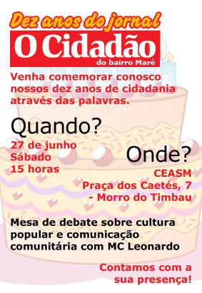 Convite_10_anos_O_CIDADAO