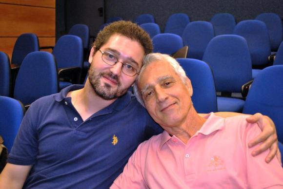 Pablo Laignier e Fernando Laignier
