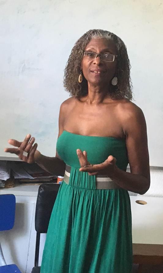 Jornalista Iris Agatha