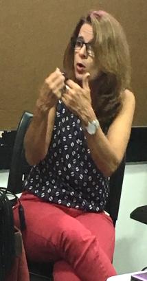 Emília Ferraz: Diretora do programa Observatório da Imprensa.